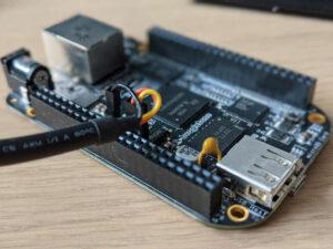 embedded linux development with a beaglebone black