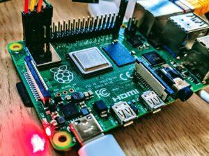 Raspberry Pi i2c